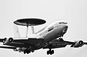 Boeing E-3 Sentry by Konrad22