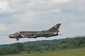 Su-22 Fitter by Konrad22