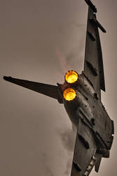 Eurofighter Typhoon by Konrad22