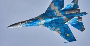 SU-27 by Konrad22