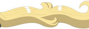 Cynthia's trailing hair by MegatronMan