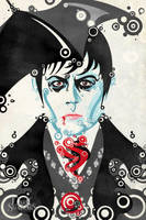 Dark Shadows: Barnabas Collins by JBiron