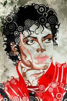 MJ Thriller by JBiron