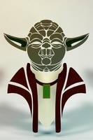Yoda by JBiron