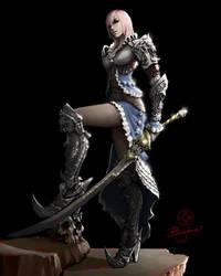 Murder Princess by baojun