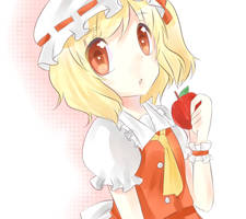 Bad Apple- Flandre by yanano