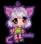 Koneko by StrawberryCakeBunny