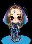 Derpy Design Special -Crystal Maiden by StrawberryCakeBunny