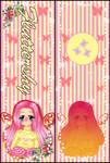 [Bookmark] Fluttershy by StrawberryCakeBunny