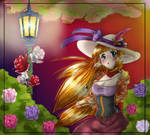 Elf chan by StrawberryCakeBunny