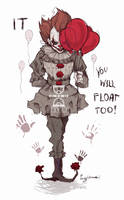 Pennywise! Start od October 2017 by Fivey