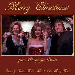 A Marmillion Christmas by spectropluto