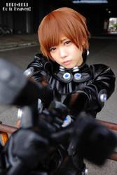 Kei Kishimoto I by powermyumyu