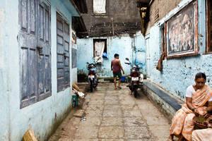 Blue Me Dharavi by emrerende