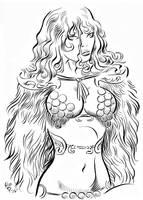 Nankin Sonja by AllPat