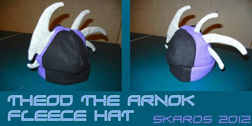 Theod Fleece Hat by Skaros444
