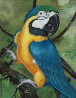 Tiki (Wabu) by AnnaRDunster