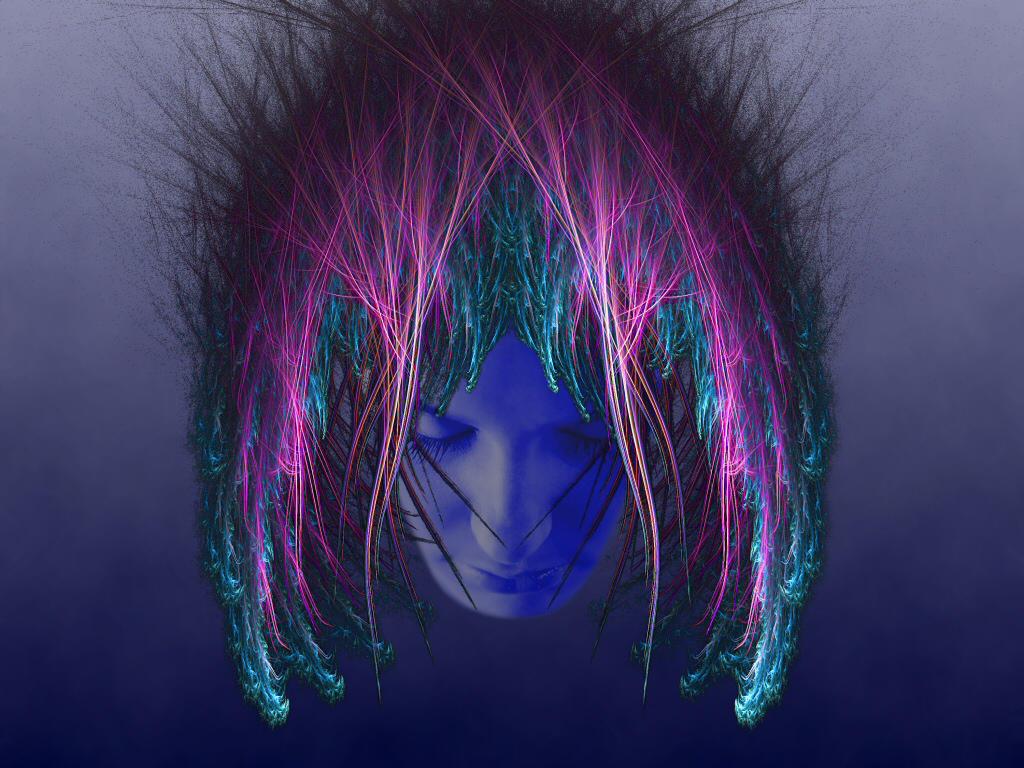 Bad Hair Day by sharkrey