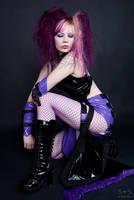 Purple Dementia by BlackRoomPhoto