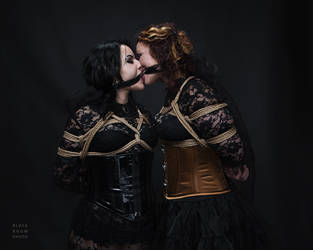 Kiss by BlackRoomPhoto