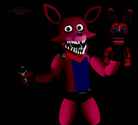 Den Animatronic Ver :3 by Doctorlysum