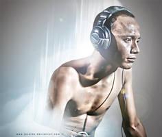 headphone by jackimx