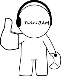TwiniBAM Like by Super-MX