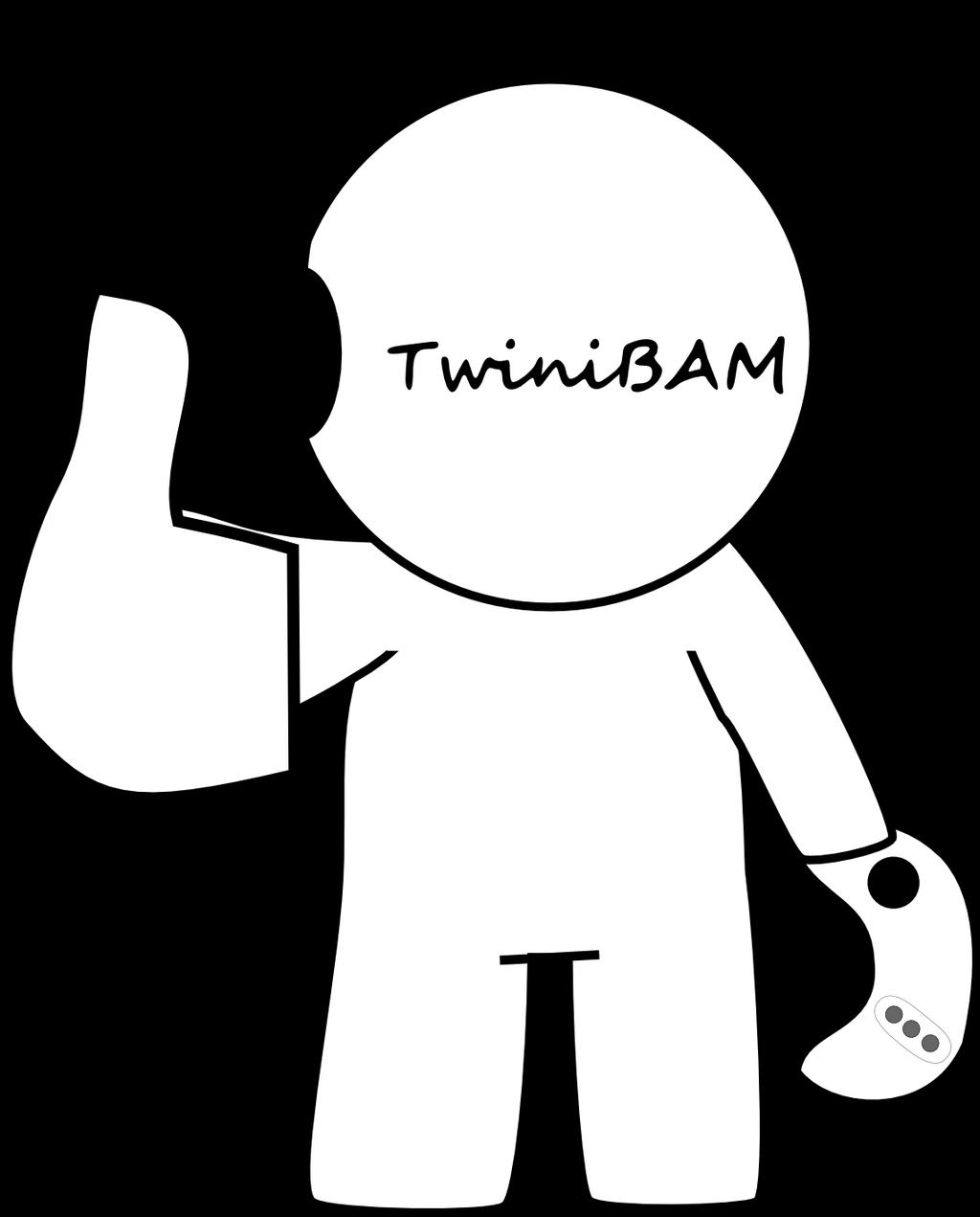 TwiniBAM Like by Super-MX