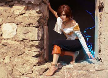 Prince of Persia: Elika by MarikaGreek