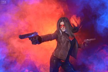 Red Hood | Jason Todd 2 by MarikaGreek