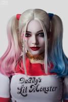 Stay evil doll face  by MarikaGreek