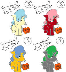 OC filly colors for sesshymorph by Lijiah