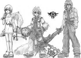 Kingdom Hearts (Alternate) 1 by 4xEyes1987