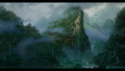 Mist Valley by UnidColor