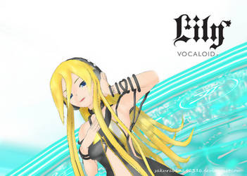 ::MMD:: Windows 100 Lily by sakurabana42316