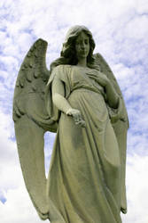 Mount Calvary Angel 1 by opsidian