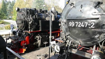 Harzer Schmalspurbahnen P1060171 by rumpelstilzchen20122
