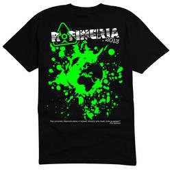Rafineria t-shirt by utarefsonsan