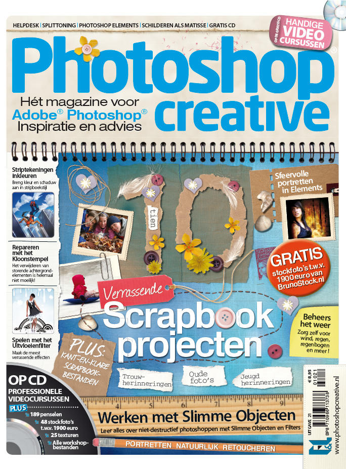 Photoshop Creative NL21 by PhotoshopCreativeNL