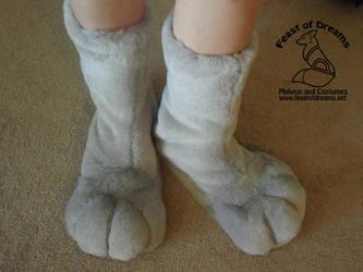 Naka Feet by theassassinnox