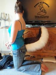 Husky tail by theassassinnox