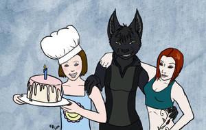 Happy Birthday Benton by theassassinnox