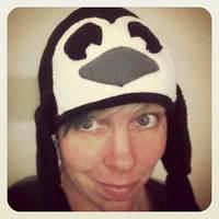 Penguin Hat by theassassinnox