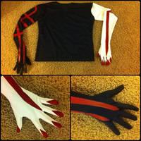 Bleach Sleeves by theassassinnox