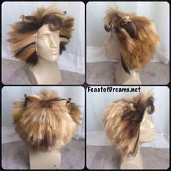 Rum Tum Tugger Fake Hair by theassassinnox