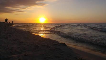 Polish seaside by HeroAiur