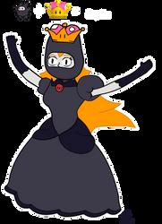 Ninjette (super crown) by creepyboy