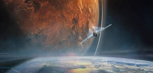 Leaving the world by Jessica-Rossier