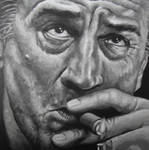 Robert De Niro by JonARTon