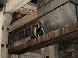 Tomb Raider - Strahov complex by TanyaCroft